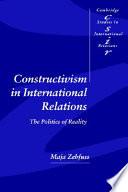 Constructivism in International Relations