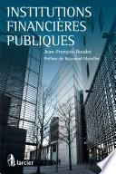 Institutions Financi Res Publiques
