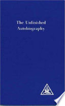 The Unfinished Autobiography Of Alice A Bailey