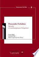 Prosoziales Verhalten