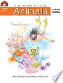 Kingdoms of Life   Animals  ENHANCED eBook