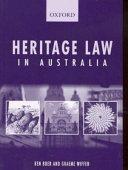 Heritage Law in Australia