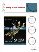Calculus For Life Sciences