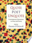 Quote Poet Unquote