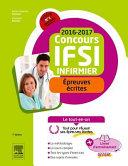 Concours Infirmier IFSI - Epreuves écrites - Le tout-en-un