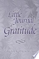 The Little Journal of Gratitude