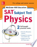 McGraw Hill s SAT Subject Test Physics