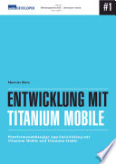Entwicklung mit Titanium Mobile