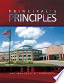 Principal s Principles