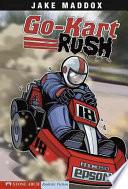 Jake Maddox: Go-Kart Rush Next Class Of Kart Racing He Worries