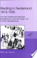 Kleding in Nederland, 1813-1920