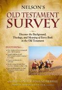 download ebook nelson\'s old testament survey pdf epub