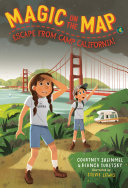 Magic on the Map #4: Escape From Camp California Book