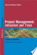 Project management  istruzioni per l uso  Il libro di Osvaldo