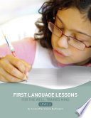 First Language Lessons for the Well Trained Mind  Level 4 Instructor Guide