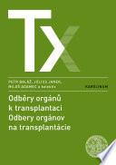 Odběry orgánů k transplantaci