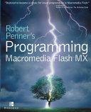 Robert Penner s Programming Macromedia Flash MX