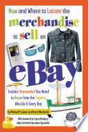 How and Where to Locate the Merchandise to Sell on EBay