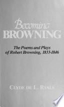 Becoming Browning Pdf/ePub eBook
