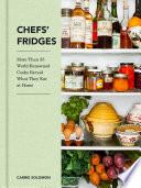 Book Chefs  Fridges