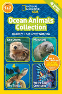 National Geographic Readers  Ocean Animals Collection