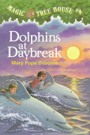 Dolphins at Daybreak Into The Sea Where They Meet