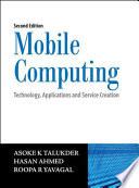 Mobile Computing 2e book
