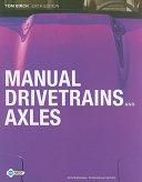 Manual Drivetrains and Axles