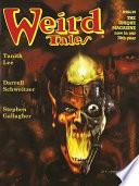 Weird Tales #327 : crocodile's mouth,