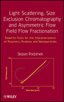 download ebook light scattering, size exclusion chromatography and asymmetric flow field flow fractionation pdf epub