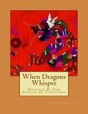 When Dragons Whisper Began Mentoring Chinese Postgraduate Scholars At