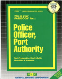 Police Officer  Port Authority