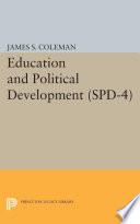 Education and Political Development   SPD 4