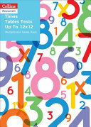 Times Tables Tests Up to 12x12