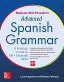 Mcgraw Hill Education Advanced Spanish Grammar
