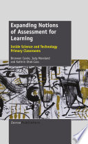 Expanding Notions of Assessment for Learning