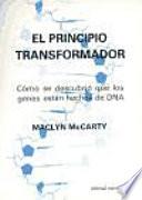 El principio transformador