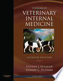 Textbook Of Veterinary Internal Medicine - EBook : the only encyclopedic resource for...