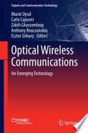 Optical Wireless Communications