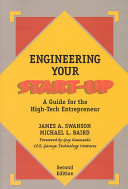 Engineering Your Start up