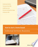 How to Start a Home based Editorial Services Business