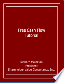 Free Cash Flow Tutorial