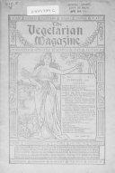 The Vegetarian Magazine
