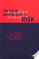 The Social Amplification of Risk