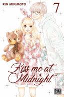 Book Kiss me at Midnight