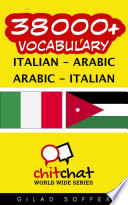 38000+ Italian - Arabic Arabic - Italian Vocabulary