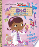 A Knight in Sticky Armor  Disney Junior  Doc McStuffins