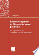 Risikomanagement in Standardsoftwareprojekten