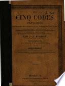 Les codes expliqu  s par leurs motifs  par des exemples et par la jurisprudence