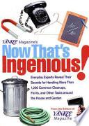 Yankee Magazine S Now That S Ingenious